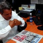 Foto Diario1. Salvador Sagastizado
