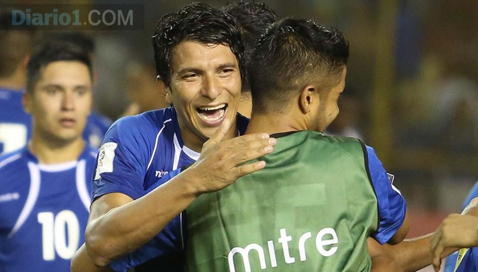 8-9-2015: Eliminatorias Copa Mundo Rusia 2018: El Salvador 1 Curazao 0. ESA-vs-Curacaco-08092015_01-960x546