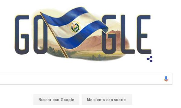Captura de Google.com.sv