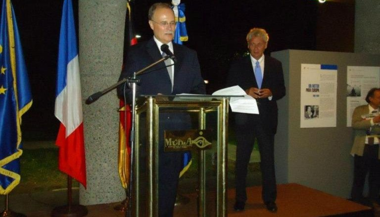 Foto tomada del Facebook de la Embajada de Alemania en El Salvador