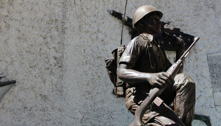 Memorias de un soldado que sobrevivió a la guerra civil y ahora ...