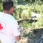 Fotos cortesía de la Cruz Roja.
