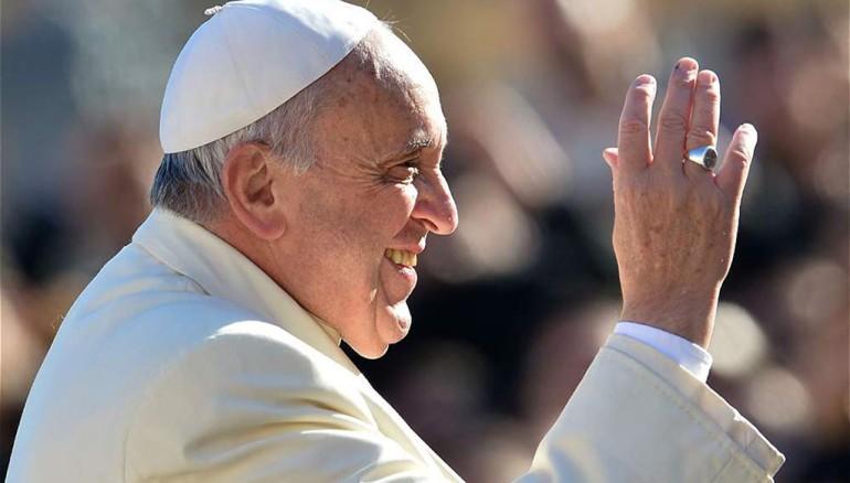 El líder de la iglesia católica designa a siete nuevos santos