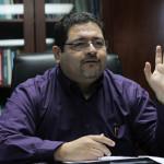 Rodil Hernández, director de Centros Penales. Foto D1/Archivo/R.Sura