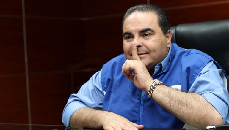 Elías Antonio Saca, expresidente de la República (2004-2009). Foto D1/Archivo