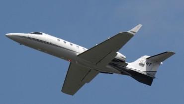 Avión con número de matrícula N54HT está registrado a nombre de  RAIS GROUP INTERNATIONAL NC LLC, según la Administración Federal de Aviación de Estados Unidos.