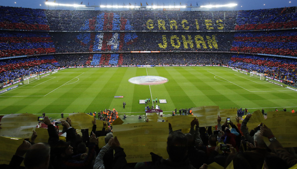 Homenaje a cruyff con gol de cristiano diario1 - Consulado holandes barcelona ...