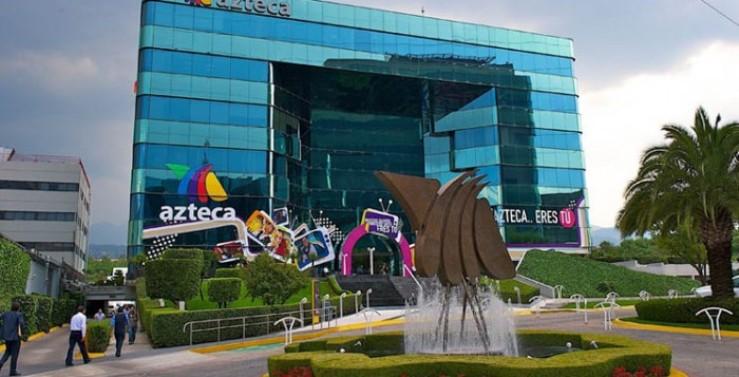 Edificio de TV Azteca, de referencia.