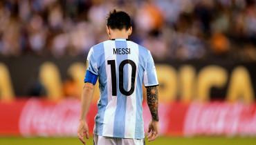 MESSI ARGENTINA 3