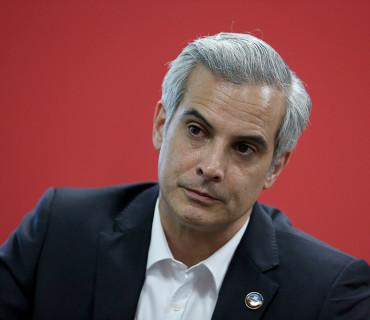Mauricio Interiano, nuevo presidente del COENA. Foto D1/Rodrigo Sura