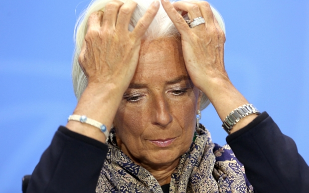 (FILE) IMF Chief Christine Lagarde To Face Trial In France