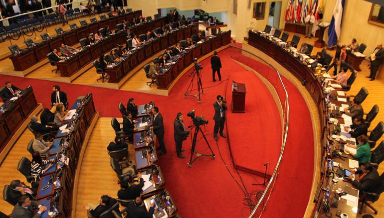 Asamblea Legislativa.