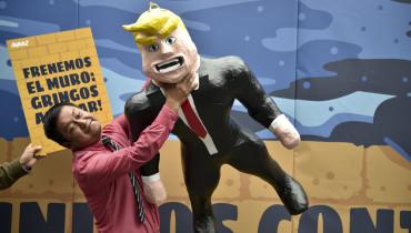 MEXICO TRUMP PROTESTA 3