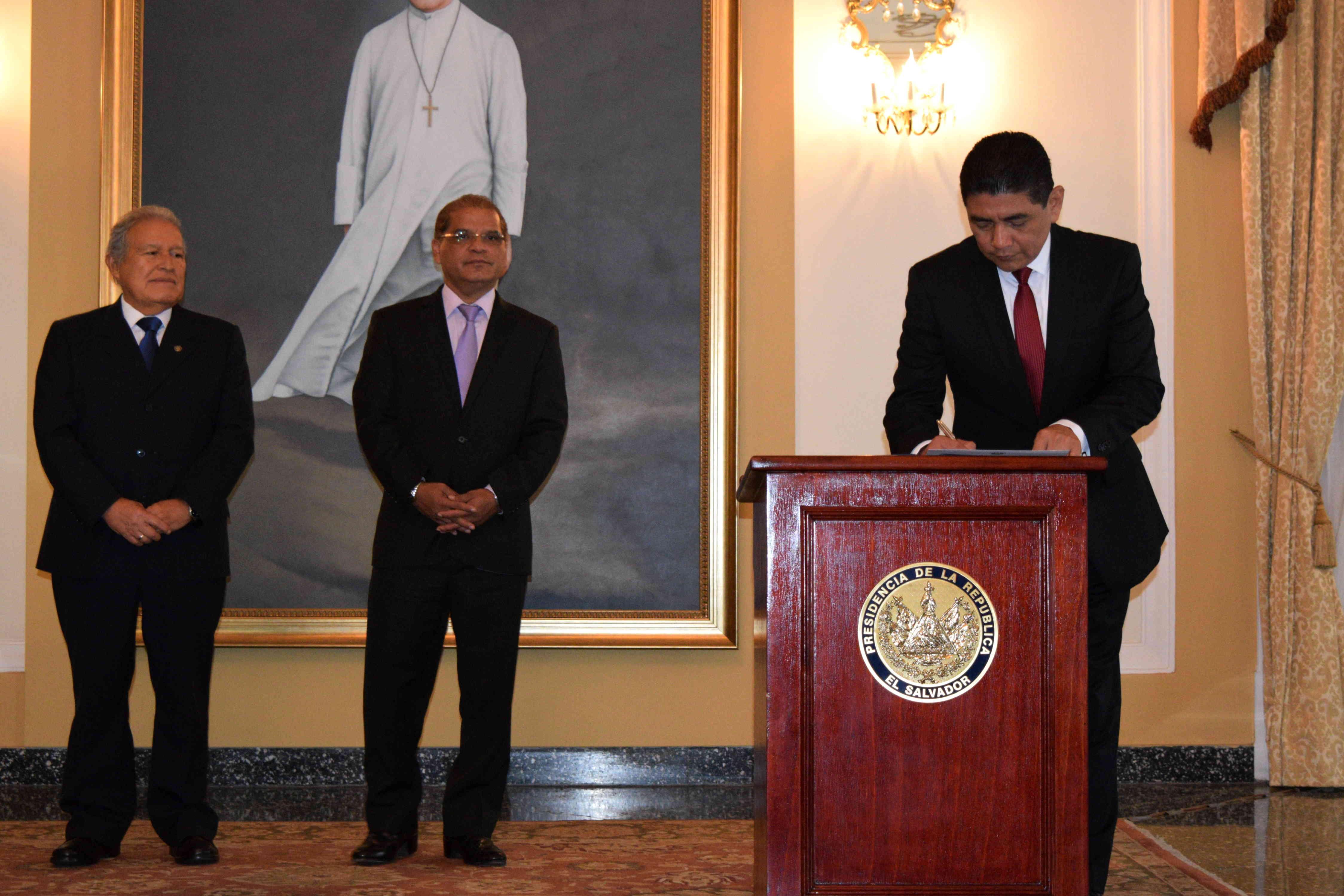 Foto del Ministerio de Justicia y Seguridad.