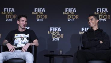 Lionel Messi y Cristiano Ronaldo vuelven a ser nominados al Balón de Oro. Foto D1/Archivo