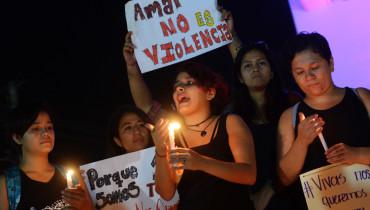 PROTASTA NO VIOLENCIA MUJER 1