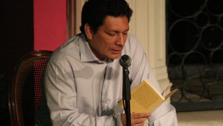 Jorge Galán. Fotografía de Secretaría de Cultura.