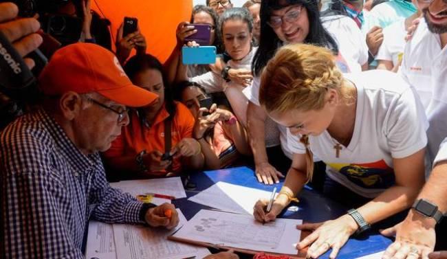 revocatorio venezuela
