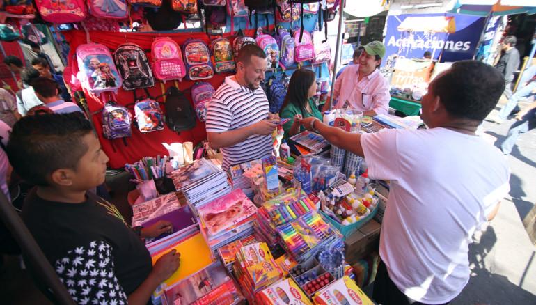 UTILES ESCOLARES SAN SALVADOR VENTAS 2