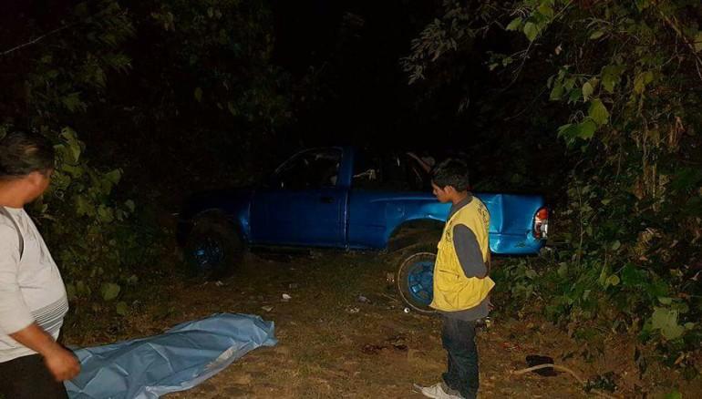 Foto cortesía de Cruz Roja salvadoreña.