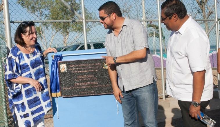 Foto cortesía de Embajada de Estados Unidos en El Salvador.