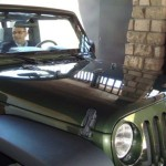 Jeep Mauricio Funes
