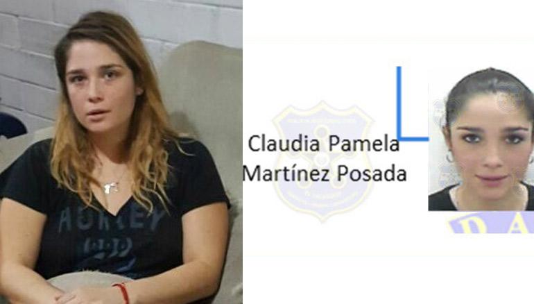 Estructura capturada este lunes, vinculada con el cártel de Sinaloa. Foto de la Policía Nacional Civil.