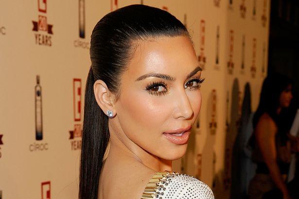 Foto tomada del Instagra, de Kim Kardashian.
