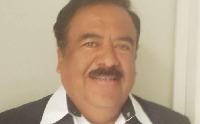 Ricardo Monlui Cabrera. Foto tomada de Facebook.