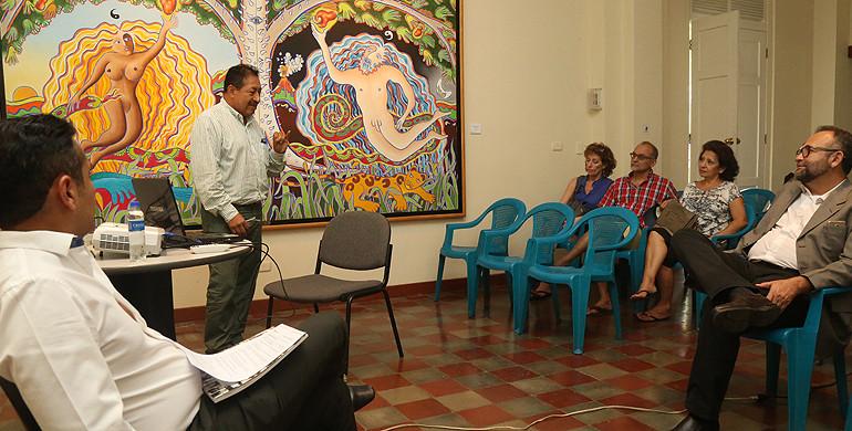 Foto de la Secretar ía de Cultura de la Presidencia