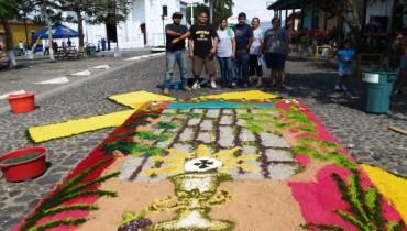 Foto Casa de la Cultura de Suchitoto.