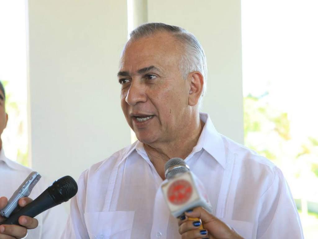 Presidente del Congreso de Honduras, Mauricio Oliva. Foto de El Heraldo.