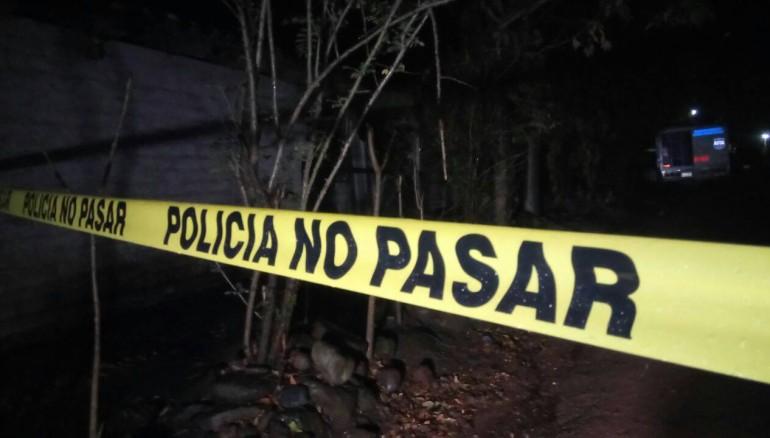asesinato en Aguilares