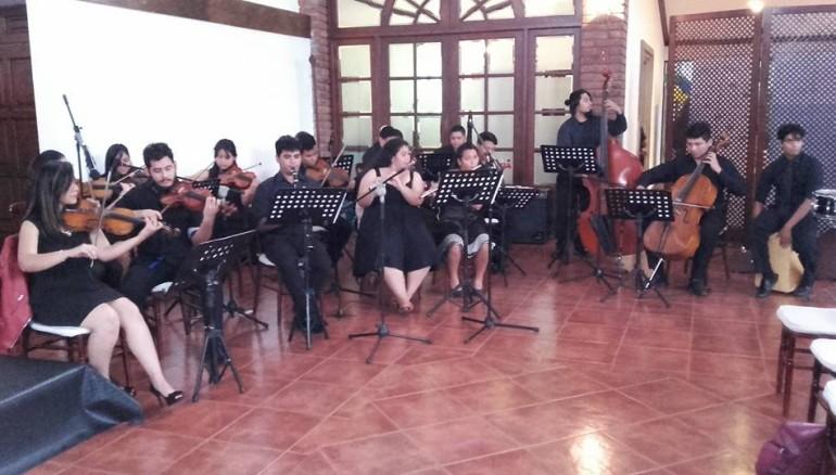 Foto de Sinfónica Juvenil Políigono Don Bosco.