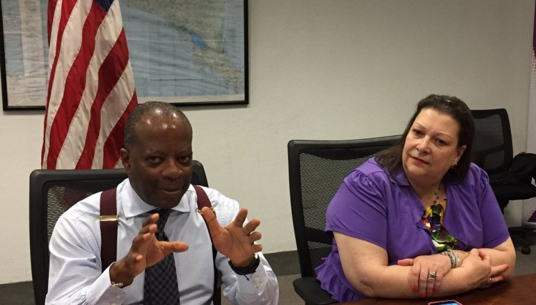 Foto Embajada de Estados Unidos en Guatemala