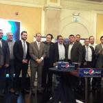 Representantes de los doce equipos de la Liga Pepsi. Foto D1, Beatriz Rodríguez.