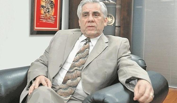 Héctor Trujillo. Foto de Prensa Libre