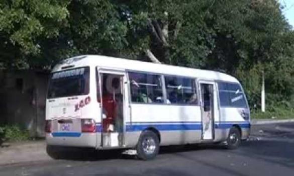 autobús ruta 140