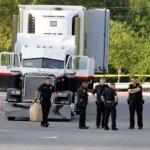 camión cadáveres