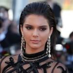 Kendall Jenner. Foto AFP. D1