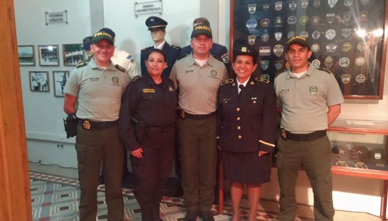 Foto Policía de Colombia