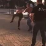 pelea callejera