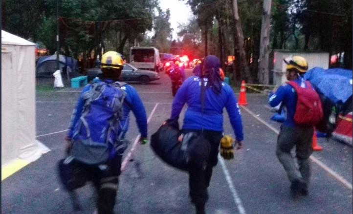 Foto  Bomberos de El Salvador