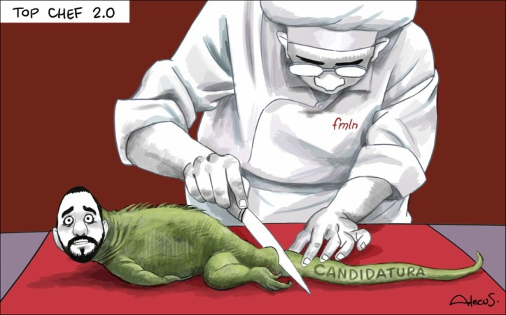 caricatura nayib