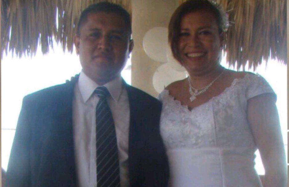 Nelson Ramírez y Priscila Sosa.