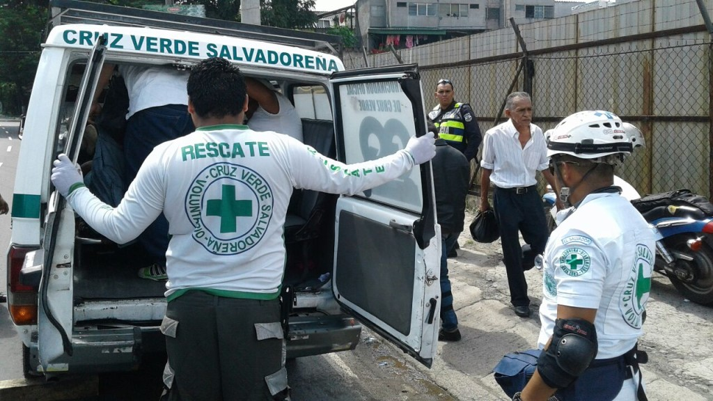 Imagen de Cruz Verde Salvadoreña.