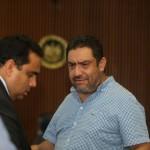 Foto: Miguel Lemus. El comunicador enfrentó audiencia inicial.