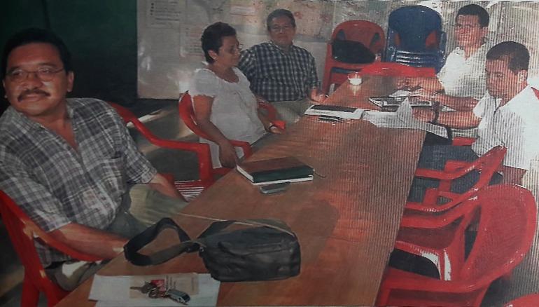 Foto archivo LPG. Óscar Ortiz y Hugo Martínez se unieron para desplazar a Salvador Sánchez Cerén. Pero no lo lograron.