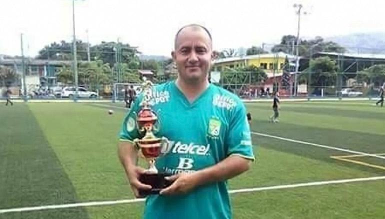 Foto Internet. Agente Fernando Augusto Ruiz Cuéllar, desaparecido el pasado 2 de octubre.