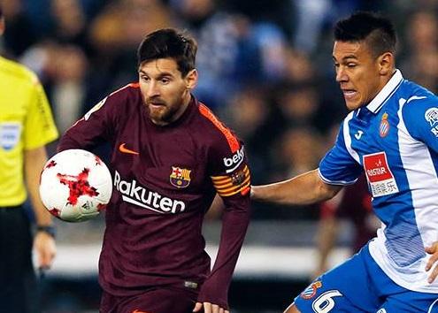 Foto de Facebook del Barcelona F.C.